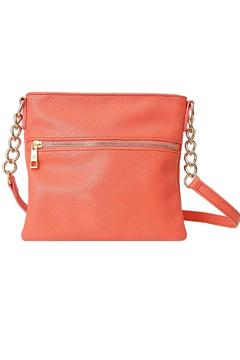 Chic Buds Coral Smartphone-Power Crossbody - Product List Image