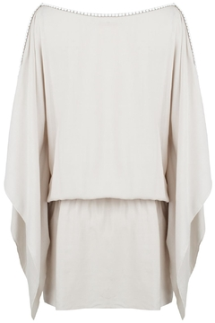 CHIC BY LIRETTE Gray Cover Up - Product List Image
