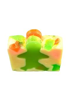 Shoptiques Product: Gingerbread Man Soap