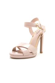 Qupid Chicago-44 Heeled Sandal - Front cropped