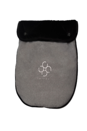 Chicali Reversible Stroller Footmuff - Front cropped