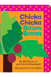 Simon & Schuster Chicka Chicka Boom Boom - Front cropped