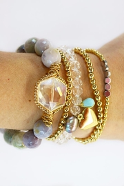 CHICKS MTY Agate Bracelet Set - Product Mini Image