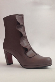 Chie Mihara Ankle Boots With Ruffle - Other