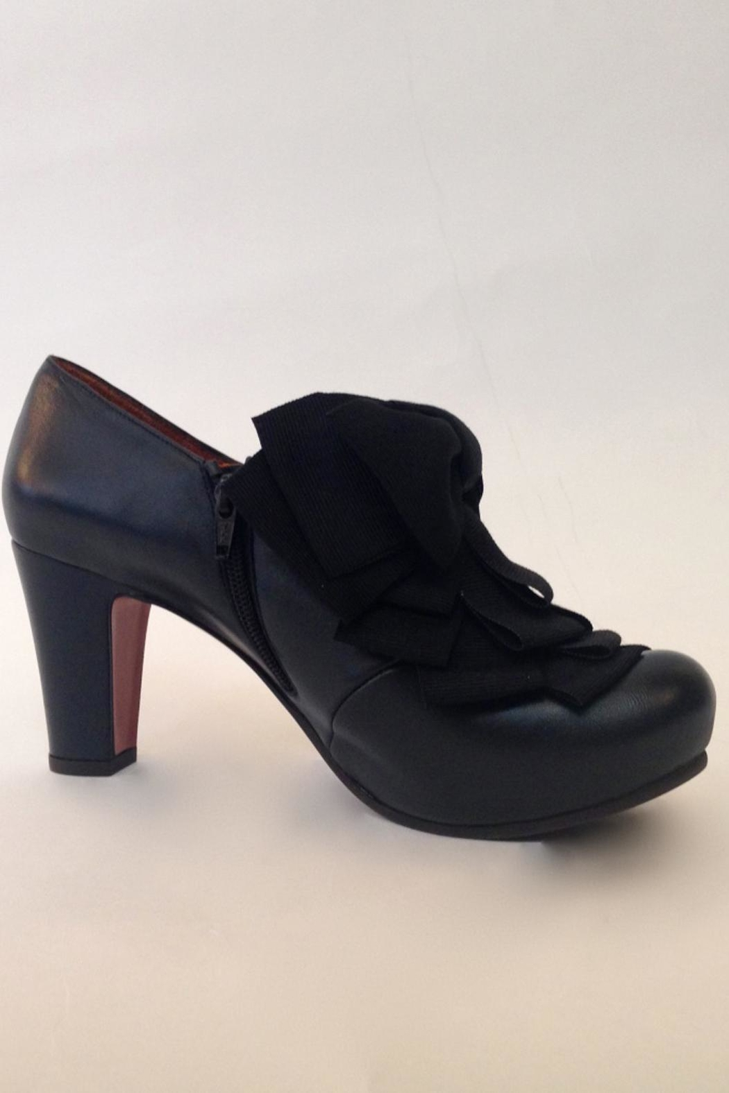 Chie Mihara Baroque Shoe - Front Full Image
