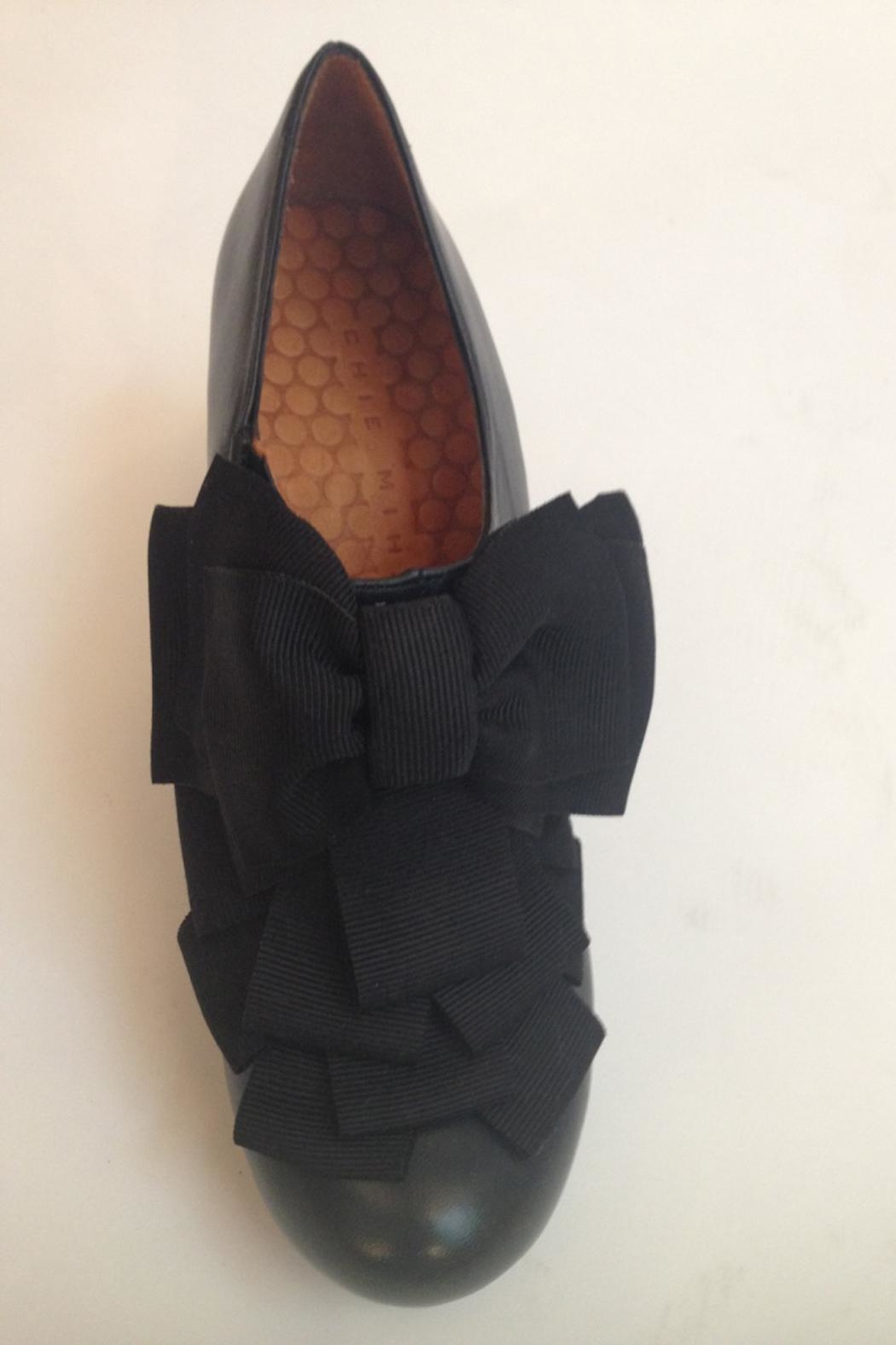 Chie Mihara Baroque Shoe - Side Cropped Image
