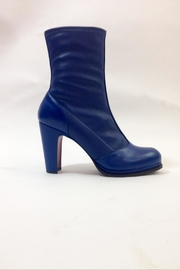 Chie Mihara Stunning Blue Boots - Product Mini Image