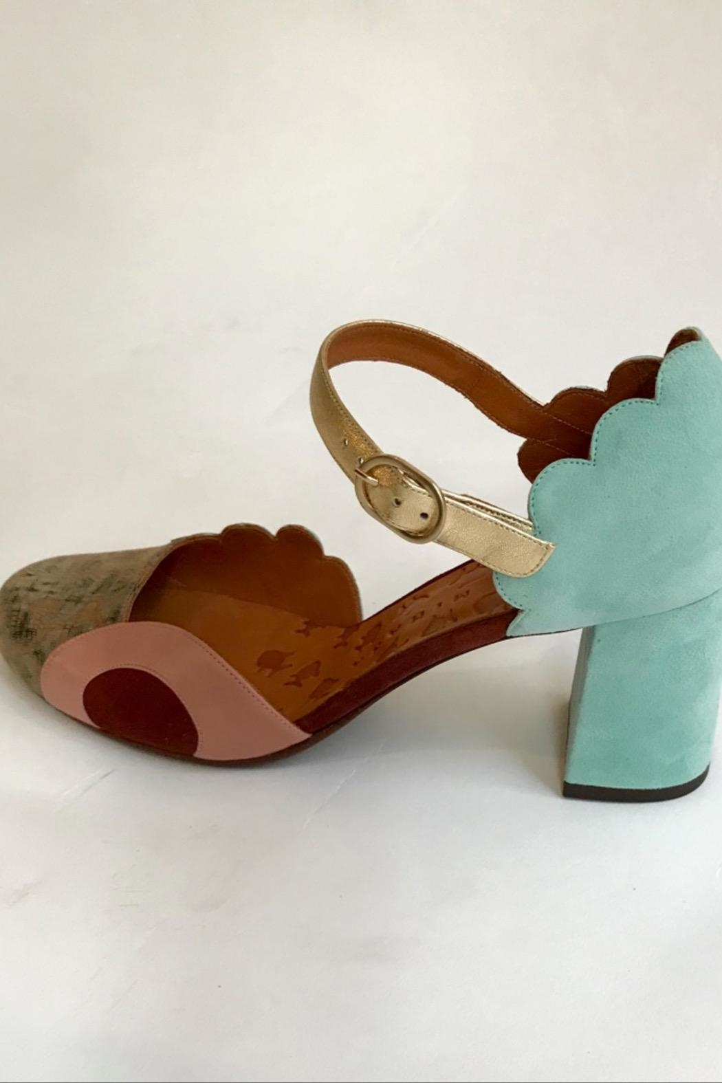 Chie Mihara Wannahave Shoe - Back Cropped Image