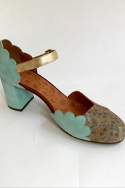 Chie Mihara Wannahave Shoe - Front full body