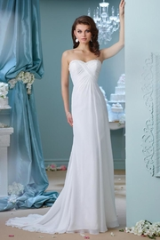 Enchanting Chiffon Bridal Gown - Product Mini Image