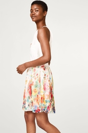 Esprit Chiffon Dress - Back cropped