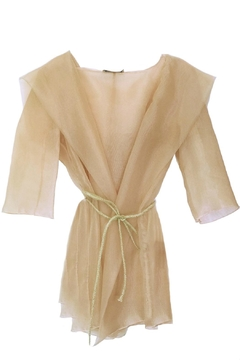Shoptiques Product: Chiffon Hood Jacket