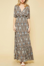 ALB Anchorage Chiffon Maxi Dress - Product Mini Image