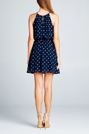 DNA Couture Chiffon Navy Dress - Other