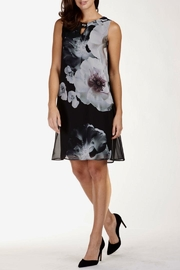 Frank Lyman Chiffon Overlay Dress - Product Mini Image