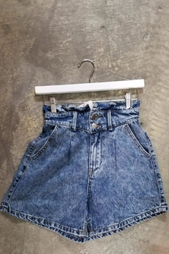 Chikas Blue Denim Shorts - Alternate List Image