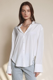Chikas Button Down Top - Product Mini Image