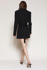 Chikas Cut-Out Mini Dress - Side cropped