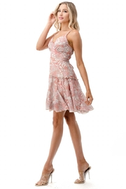 Chikas Floral Dress - Side cropped