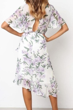 Chikas Floral Dress - Alternate List Image