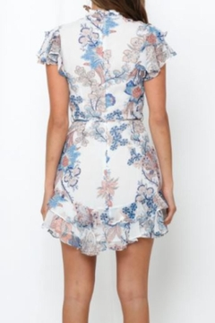 Chikas Floral Mini Dress - Alternate List Image