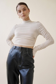 Chikas Open Back Top - Front cropped
