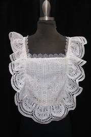 Chikas Ruffled Lace Top - Product Mini Image