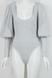 Chikas Twist Back Bodysuit - Product Mini Image