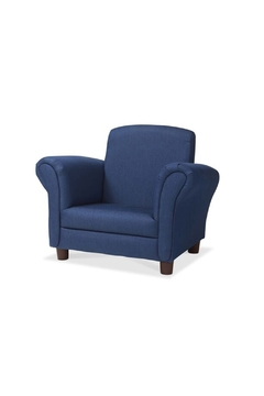 Shoptiques Product: Child's Armchair - Denim