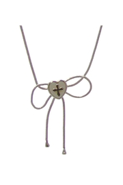 Alexa's Angels Child's Cross Necklace - Product Mini Image