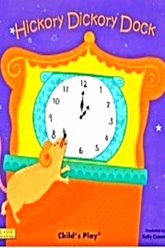 Child's Play Hickory Dickory Dock Book - Alternate List Image