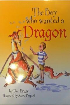 Child's Play Boy Wanted Dragon Book - Alternate List Image