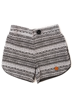 Children of the Tribe Wanderlust Drawstring Shorts - Product List Image