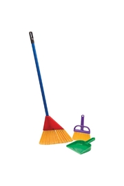 Schylling  Childrens Broom Set - Product Mini Image
