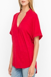 Lush Chili Pepper Top - Front full body