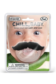 Fred & Friends Chill Baby Pacifier - Front cropped