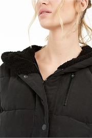 Free People Chill Factor Puffer - Back cropped