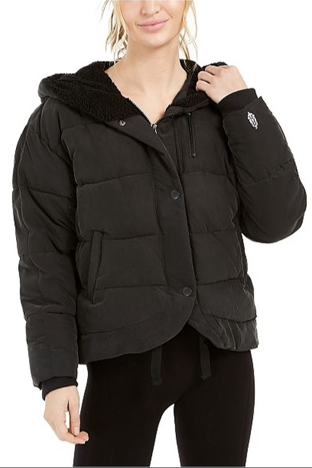Free People Chill Factor Puffer - Front Cropped Image