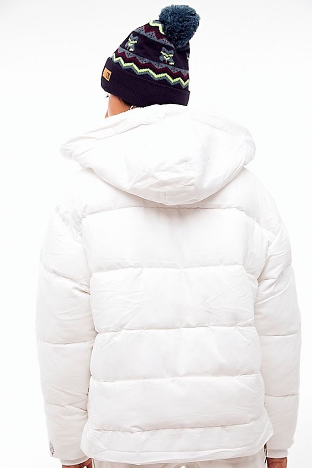 Free People Chill Factor Puffer - Front Full Image