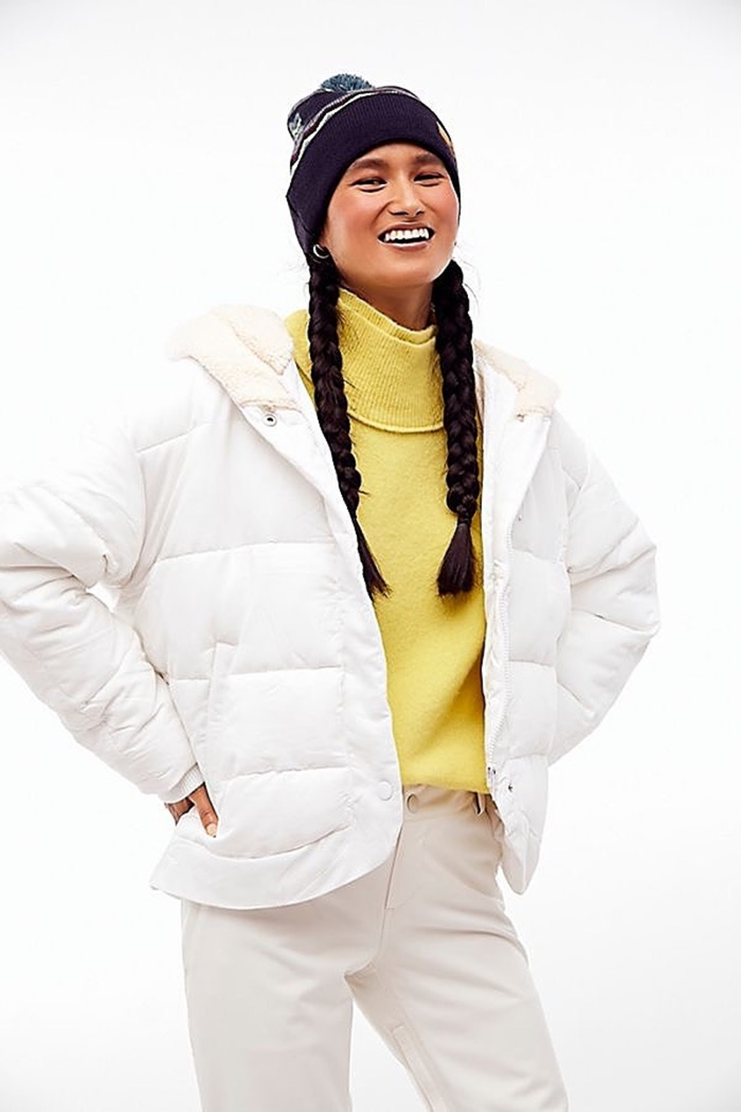 Free People Chill Factor Puffer - Main Image