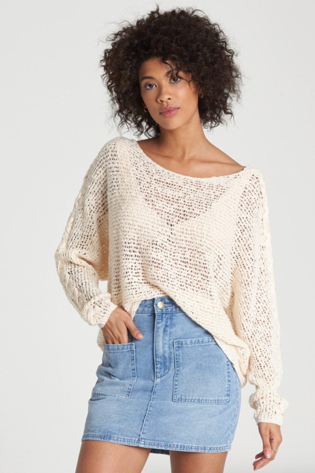 Billabong Chill Out Sweater - Main Image