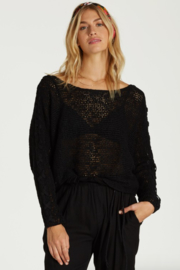 Billabong Chill Out Sweater - Front cropped