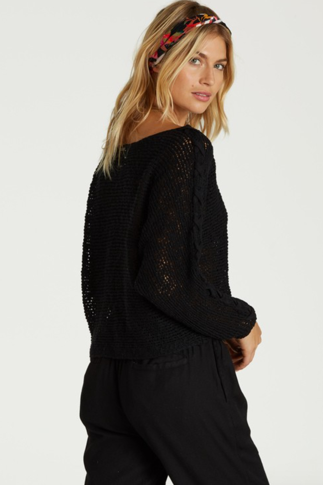 Billabong Chill Out Sweater - Side Cropped Image