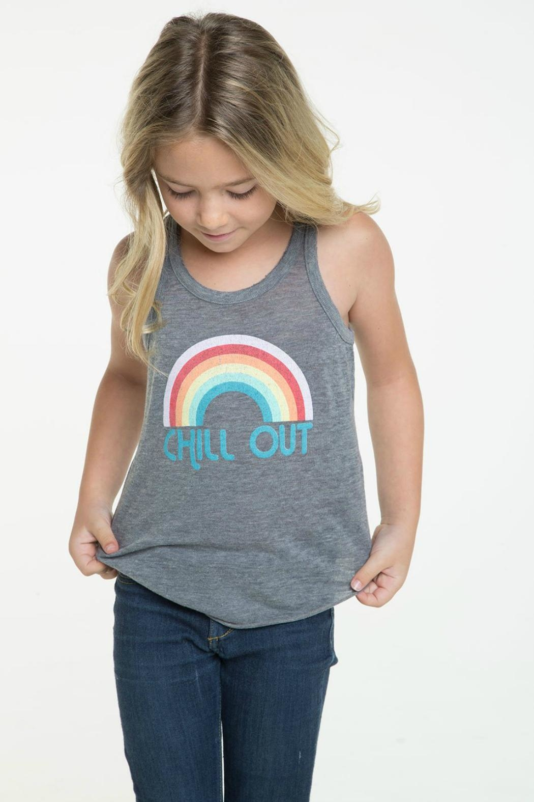 Chaser Chill Out Tee - Front Full Image