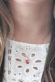 Kris Nations Chill Pill Necklace - Product Mini Image