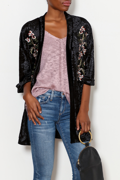 She + Sky Chilly Floral Kimono - Product List Image