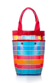Valeria Nicali Chilly Rafia Tote - Product Mini Image