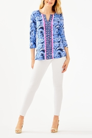 Lilly Pulitzer Chillylilly Karina Tunic - Side cropped