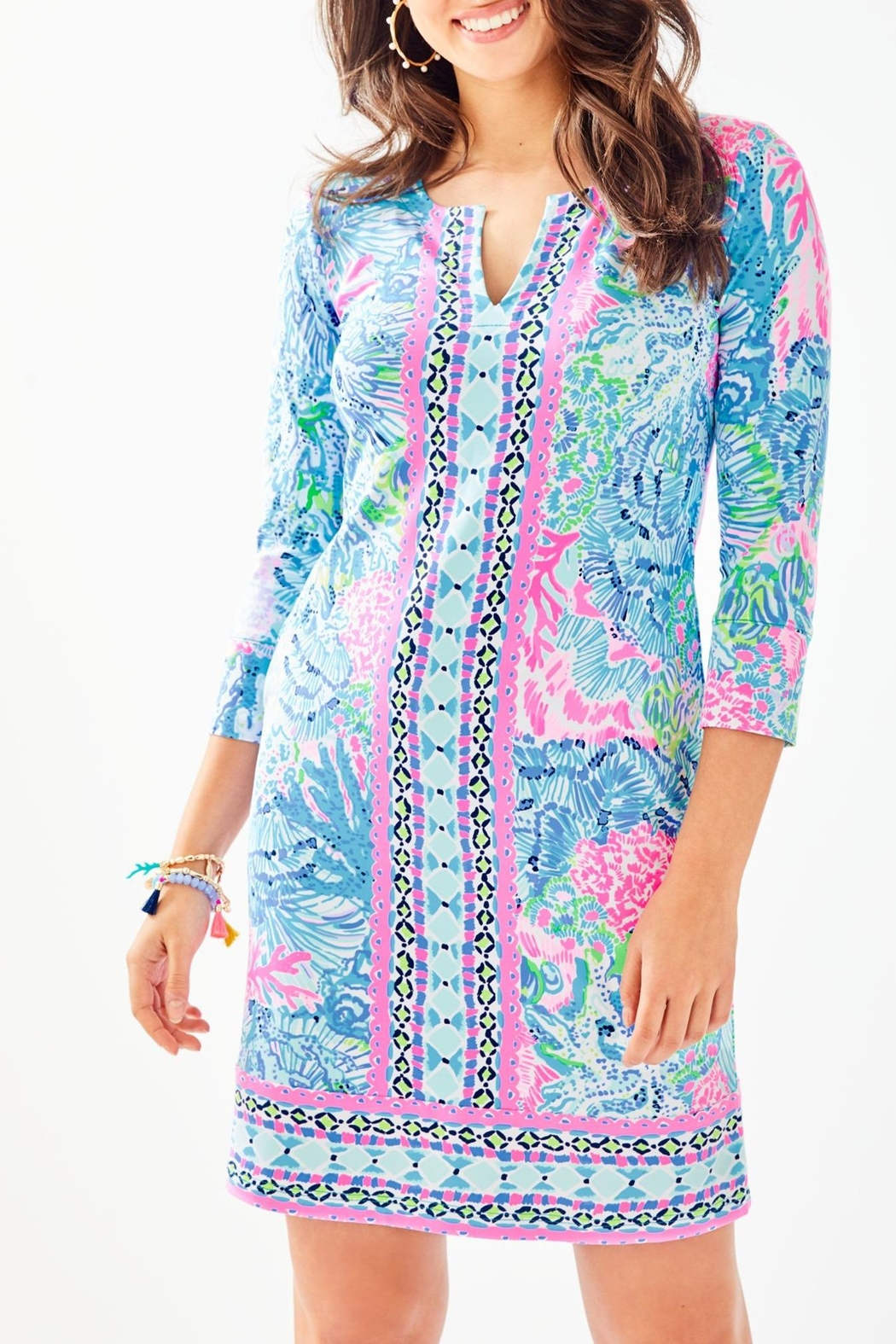 Lilly Pulitzer Chillylilly Nadine Dress - Main Image