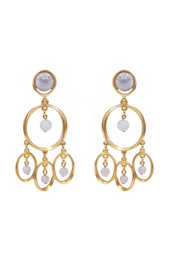 Stephanie Kantis Chime Chandelier Earring - Alternate List Image